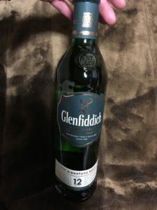 グレンフィディック12年 写真