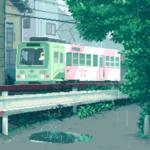 steam壁紙ドット絵日本風景
