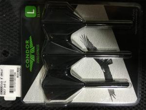 コンドルフライト  ダイヤモンド クリアブラック L