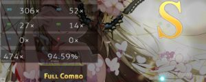 Monochrome Butterfly NiNo's Insane (star difficulty4.49)