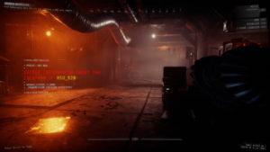 GTFO Screenshot ステージ1開始画面