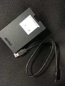 SSDPG480U3BNL バッファロー USB3.1 写真・画像