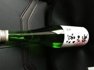 日本酒 純米 深山桜(みやまざくら) 画像